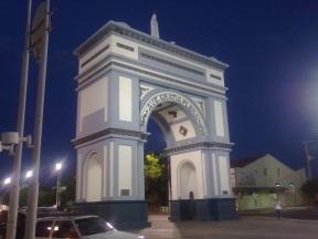 5 de Julho – Arco de Nossa Senhora de Fátima — Sobral (CE) — 244 Anos em 2017.