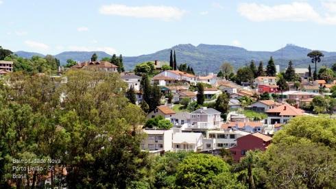 5 de Setembro – Bairro Cidade Nova — Porto União (SC) — 100 Anos em 2017.