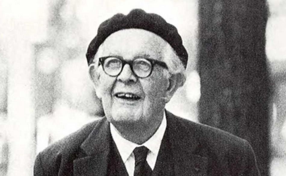 9 de Agosto - Jean Piaget, psicólogo suíço