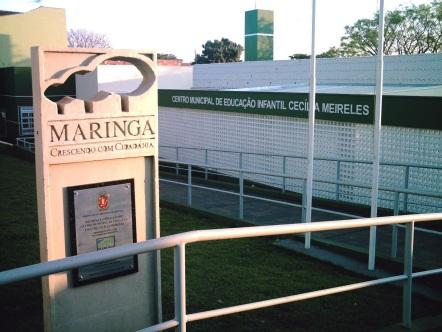 10 de Maio - 1947 - Maringá - PR - Centro Municipal de Educação Infantil Cecilia Meireles.