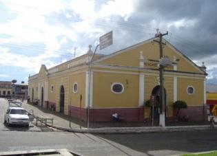 30 de Julho - Mercado Público Municipal — Ceará-Mirim (RN) — 159 Anos em 2017.