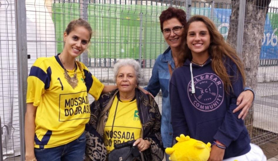 27 de Setembro – Vera Mossa - 1964 – 53 Anos em 2017 - Acontecimentos do Dia - Foto 14 - Olimpíadas do Rio 2016.