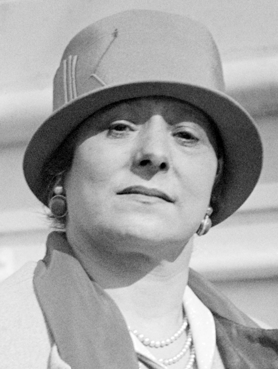 1 de Abril - 1965 — Helena Rubinstein, empresária e cosmetóloga polonesa-estadunidense.