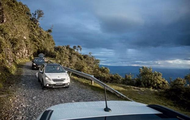 1 de Junho - Parque Nacional do Itatiaia - Acesso para carros - RJ.