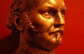 3 de Outubro - Allan Kardec - 1804 – 213 Anos em 2017 - Acontecimentos do Dia - Foto 8 - Busto em bronze de Allan Kardec.