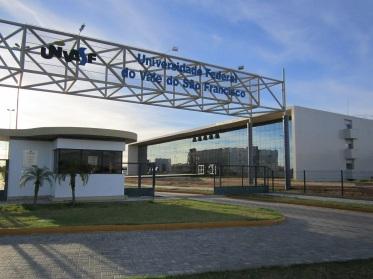 21 de Setembro – Campus Petrolina da Universidade Federal do Vale do São Francisco — Petrolina (PE) — 122 Anos em 2017.