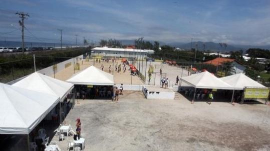8 de Maio - Saquarema (RJ) — VÔLEI DE PRAIA — Centro de Desenvolvimento em Saquarema.
