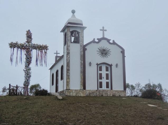 9 de Outubro - Igreja do Morro Redondo em Ipoema — Itabira (MG) — 169 Anos em 2017.