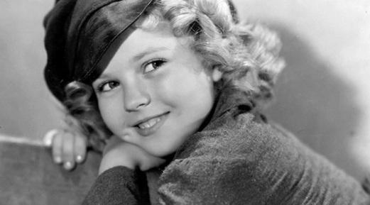 23 de Abril - 1928 – Shirley Temple, atriz estadunidense, criança.