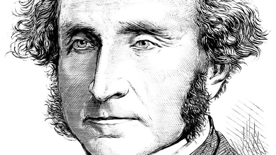 20 de maio - John Stuart Mill, filósofo e economista britânico