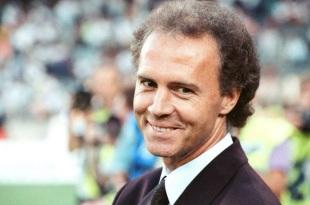 11 de Setembro – Franz Beckenbauer - 1945 – 72 Anos em 2017 - Acontecimentos do Dia - Foto 1.