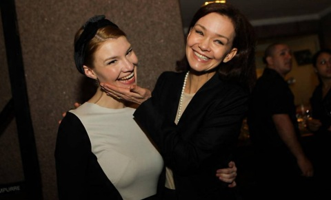 15 de Junho - Julia Lemmertz e a filha, Luiza Lemmertz.