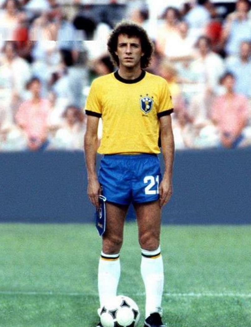 15 de junho - Dirceu, futebolista brasileiro