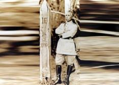 5 de Maio - 1865 - Cândido Rondon - militar, marechal e sertanista brasileiro (m. 1958).