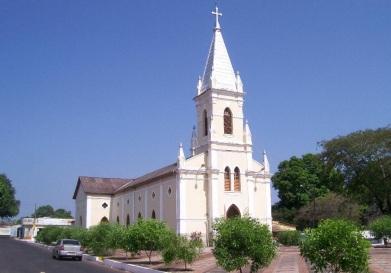 17 de Abril - Bacabal, Maranhão. Igreja de Santa Teresinha.