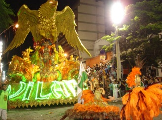 16 de Maio - Nova Friburgo (RJ) – Vilage no Samba em 2009.