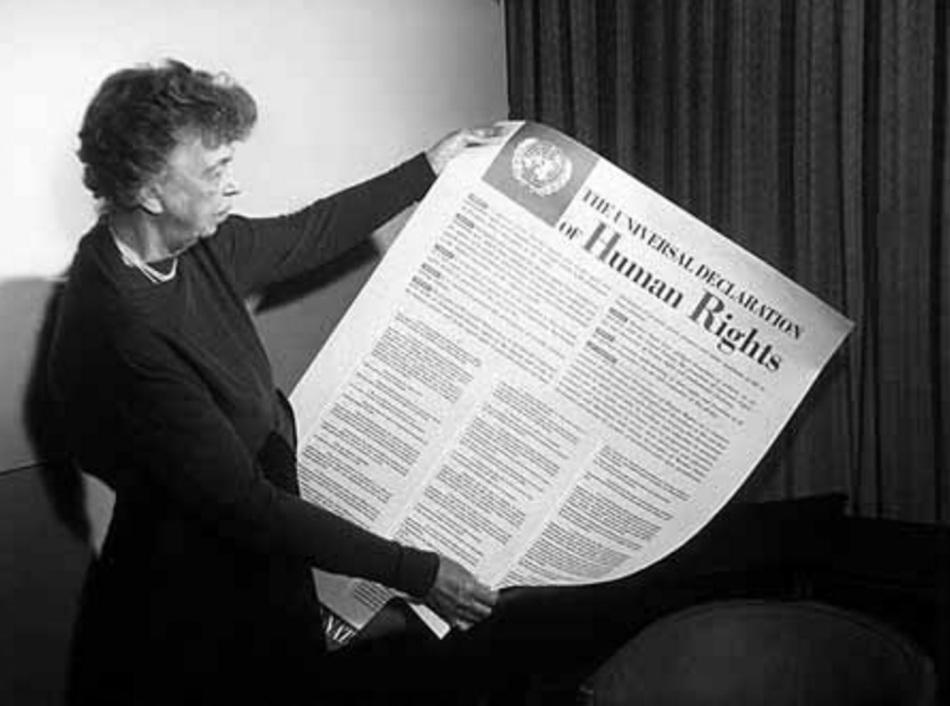 10 de Dezembro - Declaração Universal dos Direitos Humanos