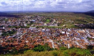 6 de Abril - Limoeiro (PE) - Tomada aérea.