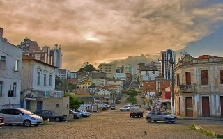 14 de Agosto – Rua da cidade — Barbacena (MG) — 226 Anos em 2017.