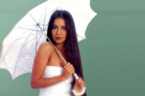 17 de Março - Perla, cantora paraguaia.