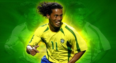21 de Março - Ronaldinho Gaúcho - futebolista brasileiro.