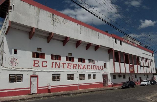 17 de Maio - Estádio Presidente Vargas, do Esporte Clube Internacional — Santa Maria (RS).