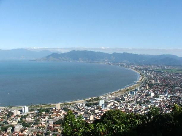 20 de Abril - Caraguatatuba - SP, aérea, praias, orla.