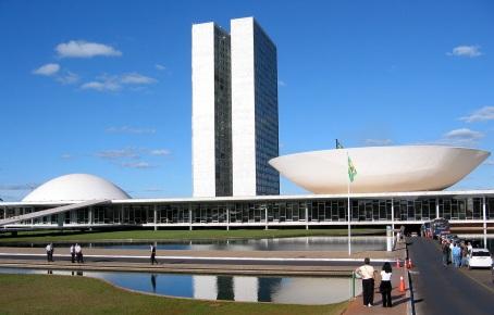 21 de Abril - Edifício-sede do Congresso Nacional - Brasília — DF.