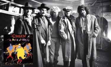 3 de Junho - 1986 - Queen lança o álbum A Kind of Magic nos EUA.