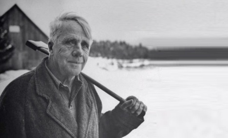 26 de Março - 1874 — Robert Frost, poeta estado-unidense