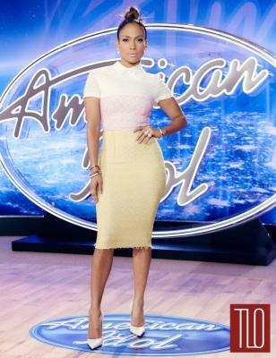 24 de Julho - Jennifer Lopez - 1969 – 48 Anos em 2017 - Acontecimentos do Dia - Foto 11 - No 'American Idol'.