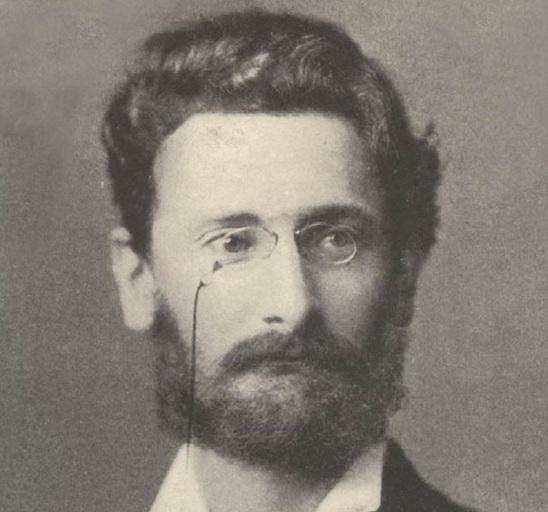 10 de Abril - 1847, Joseph Pulitzer, jornalista e editor húngaro.