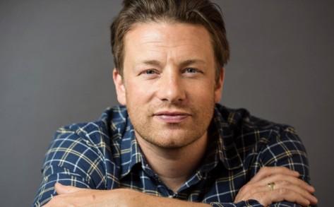 27 de maio - Jamie Oliver, chef e apresentador de TV britânico