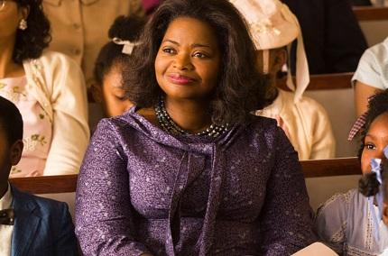 25 de Maio - Octavia Lenora Spence, atriz, na igreja.