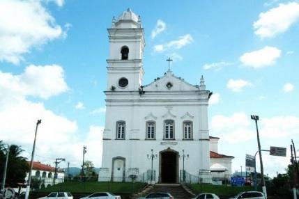 26 de Maio - Igreja Nossa Senhora do Amparo - Maricá (RJ) 203 Anos