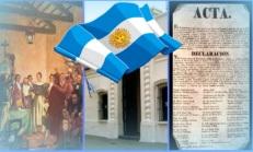 9 de Julho – 1816 – A Argentina proclama sua independência da Espanha.