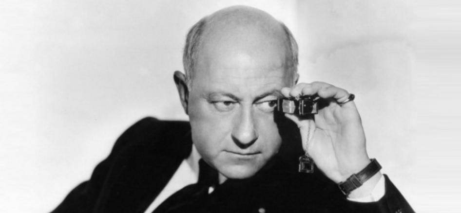 12 de Agosto – 1881 — Cecil B. DeMille - cineasta estadunidense (m. 1959).