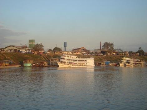 2 de Outubro - Porto do Cai n'Água — Porto Velho (RO) — 103 Anos em 2017.