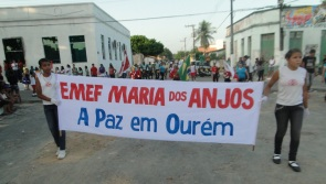 29 de Maio - Desfile das Escolas no 7 de setembro - Ourém (PA) - 255 Anos