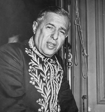 4 de Abril - 1968 — Assis Chateaubriand, jornalista e político brasileiro (n. 1891).