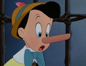 1 de Abril - Dia da Mentira - Pinocchio