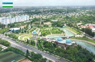 31 de Agosto — Foto de Tashkent, capital do Uzbequistão. 1991 – O Uzbequistão declara independência da União Soviética.