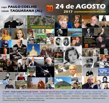 Poster do Dia - 24 de Agosto - 2017