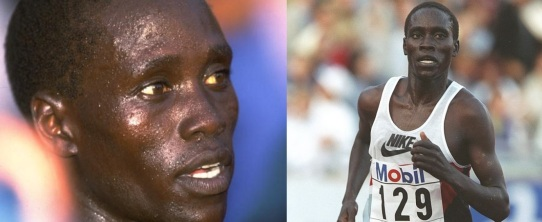 15 de Agosto – 2001 – Richard Chelimo, atleta queniano (n. 1972).