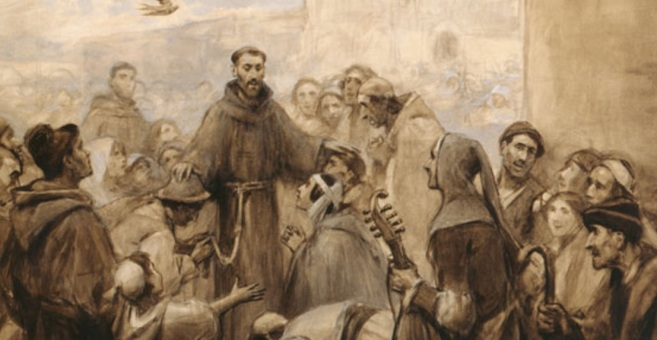 5 de Julho – 1182 – Francisco de Assis, frade católico italiano (m. 1226)