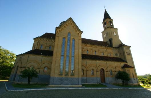 27 de Abril - Leopoldina - MG - Catedral de São Sebastião.