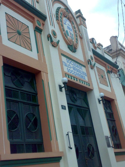 9 de Agosto – Sociedade Italo-Brasileira Socorrense — Socorro (SP) — 188 Anos em 2017.