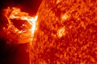 13 de Junho - As manchas solares 2014