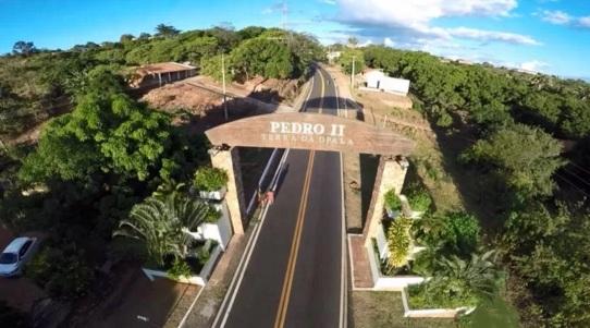11 de Agosto – Entrada da cidade — Pedro II (PI) — 163 Anos em 2017.