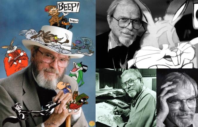 21 de Setembro – 1912 - Chuck Jones, diretor de animação norte-americano (m. 2002).